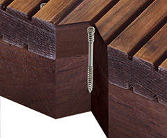 Decking screws Klimas Wkręt-met