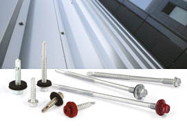 Fastening system for lightweight cladding, roofing and walls