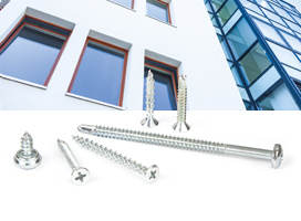 Screws and fasteners for joinery